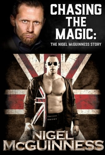 Poster of Chasing the Magic: The Nigel McGuinness Story
