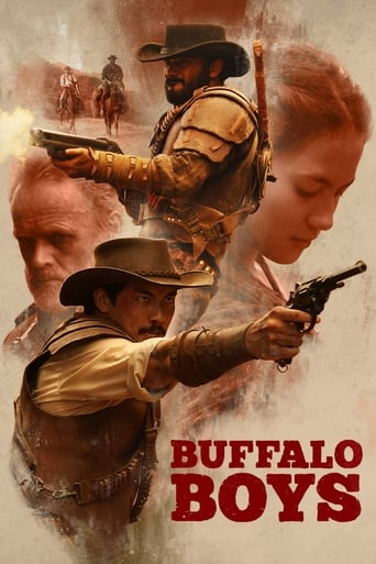 Poster Buffalo Boys Torrent