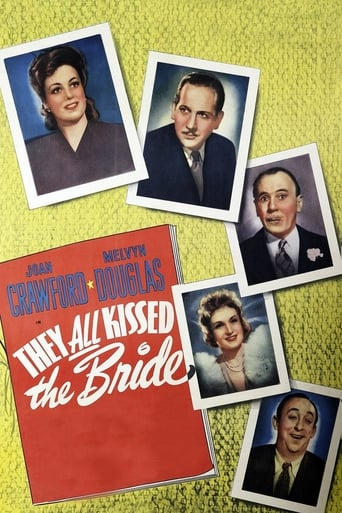 Poster of They All Kissed the Bride