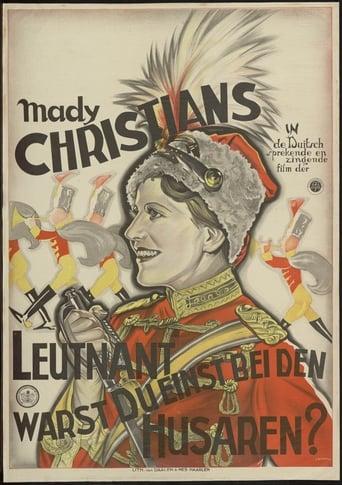 Poster of Leutnant warst Du einst bei deinen Husaren
