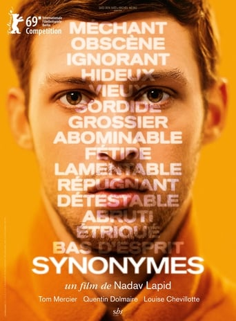 Sinônimos Torrent (2019) Legendado WEB-DL 1080p – Download