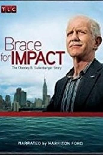 Poster of Brace for Impact: The Chesley B. Sullenberger Story