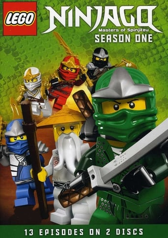 Poster of LEGO Ninjago: Masters of Spinjitzu Season One