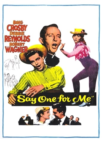 Poster of Say One for Me