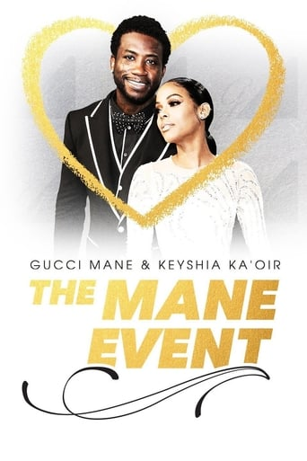 Gucci Mane & Keyshia Ka'oir: The Mane Event Movie Poster