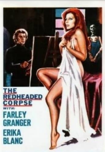 Poster of La rossa dalla pelle che scotta