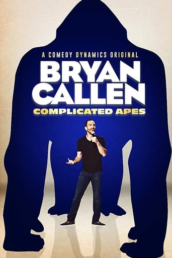 Poster of Bryan Callen: Complicated Apes