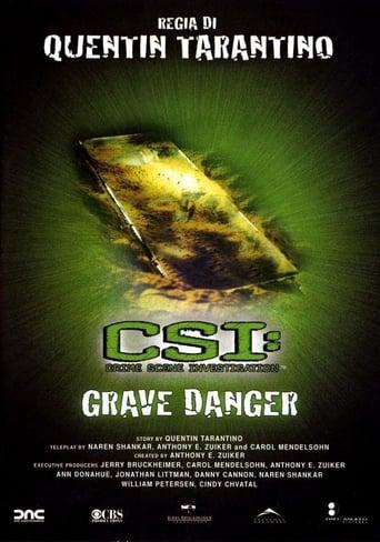 CSI Las Vegas: Grave Danger
