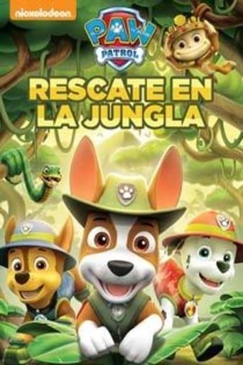La patrulla canina: Rescates en la selva