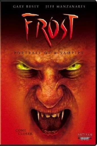 Poster of Frost: Portrait of a Vampire
