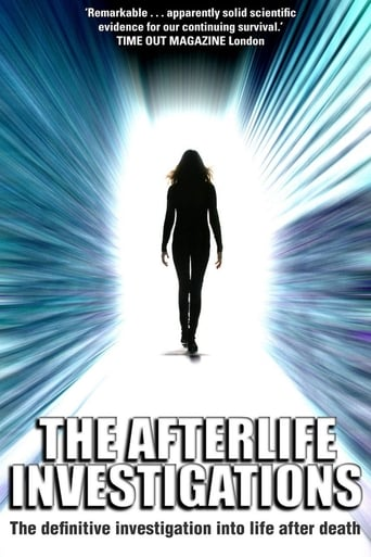 The Afterlife Investigations: The Scole Experiments