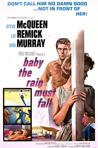 Poster of Baby the Rain Must Fall