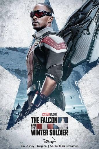The Falcon and the Winter Soldier - Sci-Fi & Fantasy / 2021 / ab 12 Jahre / 1 Staffel