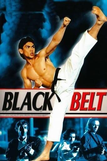 Poster of Fekete öv
