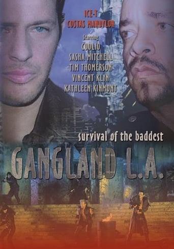 Poster of Gangland