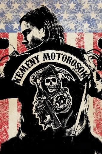 Poster of Kemény motorosok