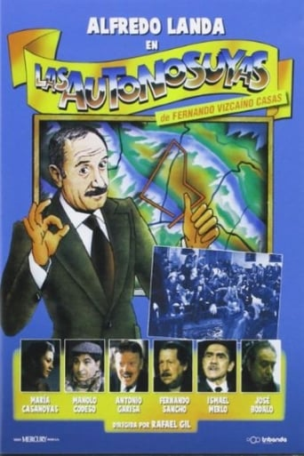 Poster of Las autonosuyas