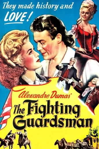 Poster of The Fighting Guardsman