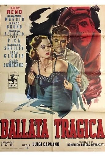 Poster of Ballata tragica