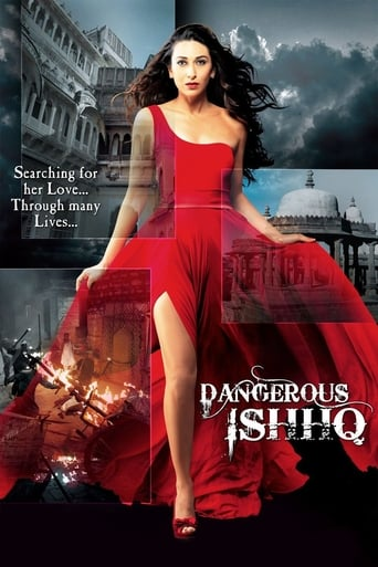 Poster of Dangerous Ishhq