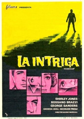 Poster of La intriga