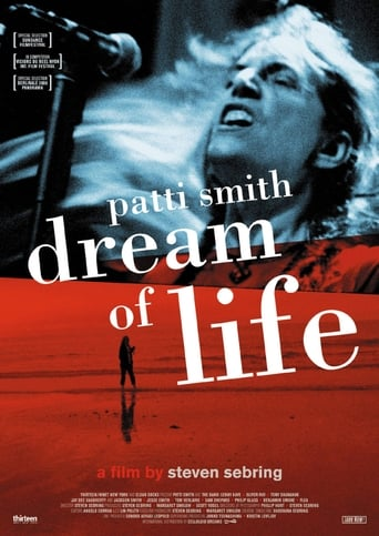 Poster of Patti Smith: Dream of Life
