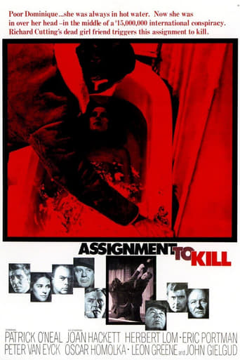 Poster of Assignment to Kill