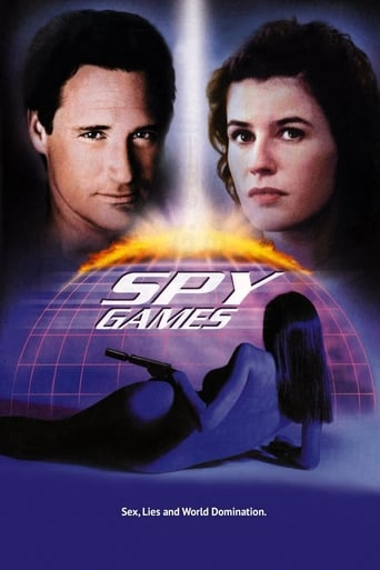Poster of Spy Games