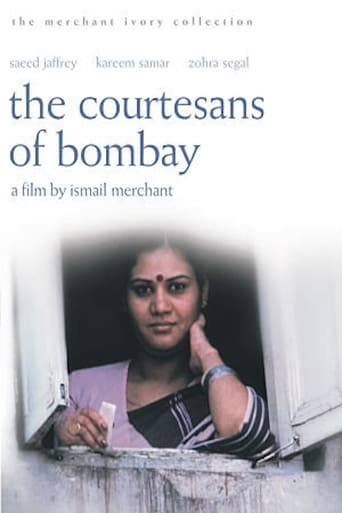 Poster of The Courtesans of Bombay