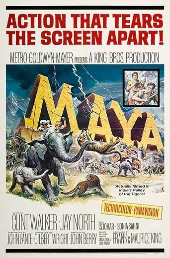 Poster of Maya