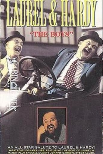 A Tribute to the Boys: Laurel and Hardy poster