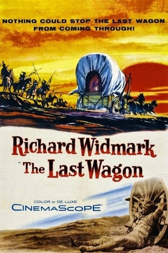 Poster of The Last Wagon