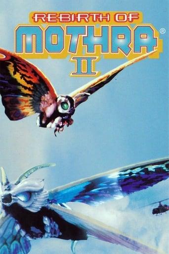 Poster of Rebirth of Mothra II