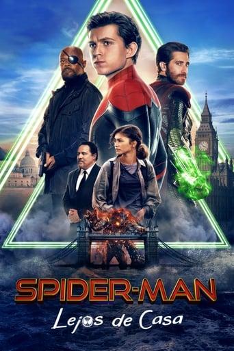 Poster of Spider-Man: Lejos de casa