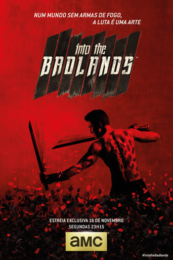 Into the Badlands 1ª Temporada - Poster