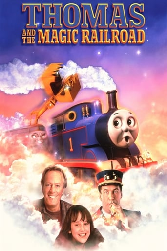 Watch Thomas and the Magic Railroad 2000 full online free