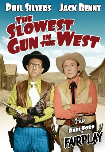 Poster of The Slowest Gun in the West
