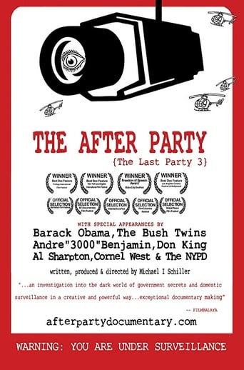 Poster of The After Party: The Last Party 3