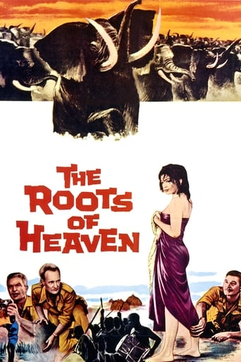 Poster of The Roots of Heaven