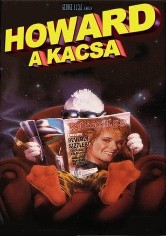 Poster of Howard, a kacsa