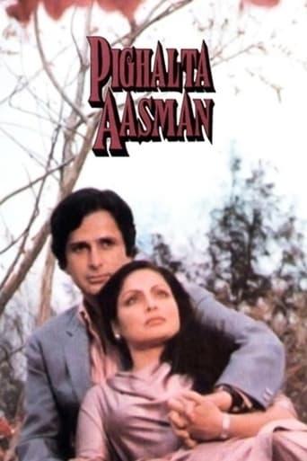 Poster of Pighalta Aasman