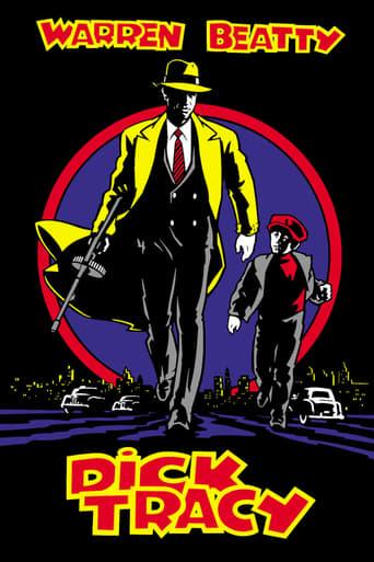 portada Dick Tracy
