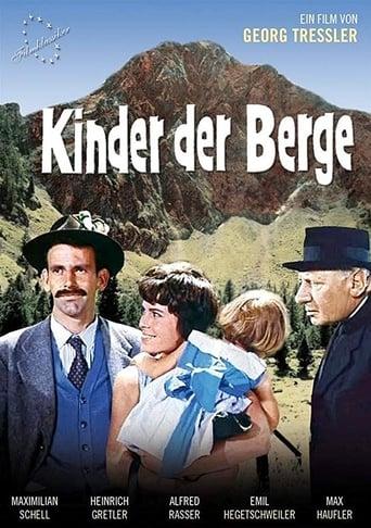 Poster of Kinder der Berge