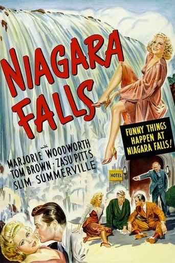 Poster of Niagara Falls