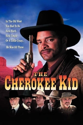 Poster of The Cherokee Kid
