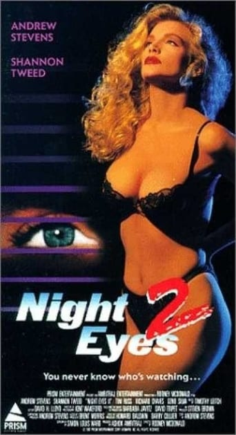 Poster of Night Eyes II