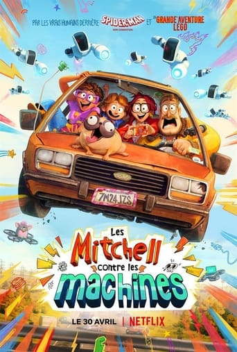 Les Mitchell contre les machines download
