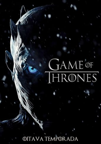 Game of Thrones 8ª Temporada - Poster
