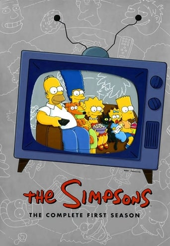 Simpsonai / The Simpsons (1989) 1 Sezonas