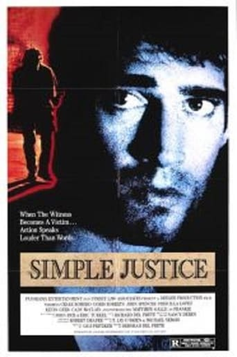 Poster of Simple Justice